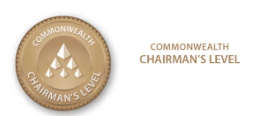 Chairman-Badge